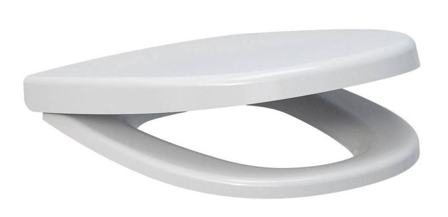 Сиденье для унитаза  Cersanit ARTECO полипропилен, фото 2