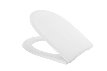 Сиденье для унитаза  Cersanit EKO полипропилен, фото 2