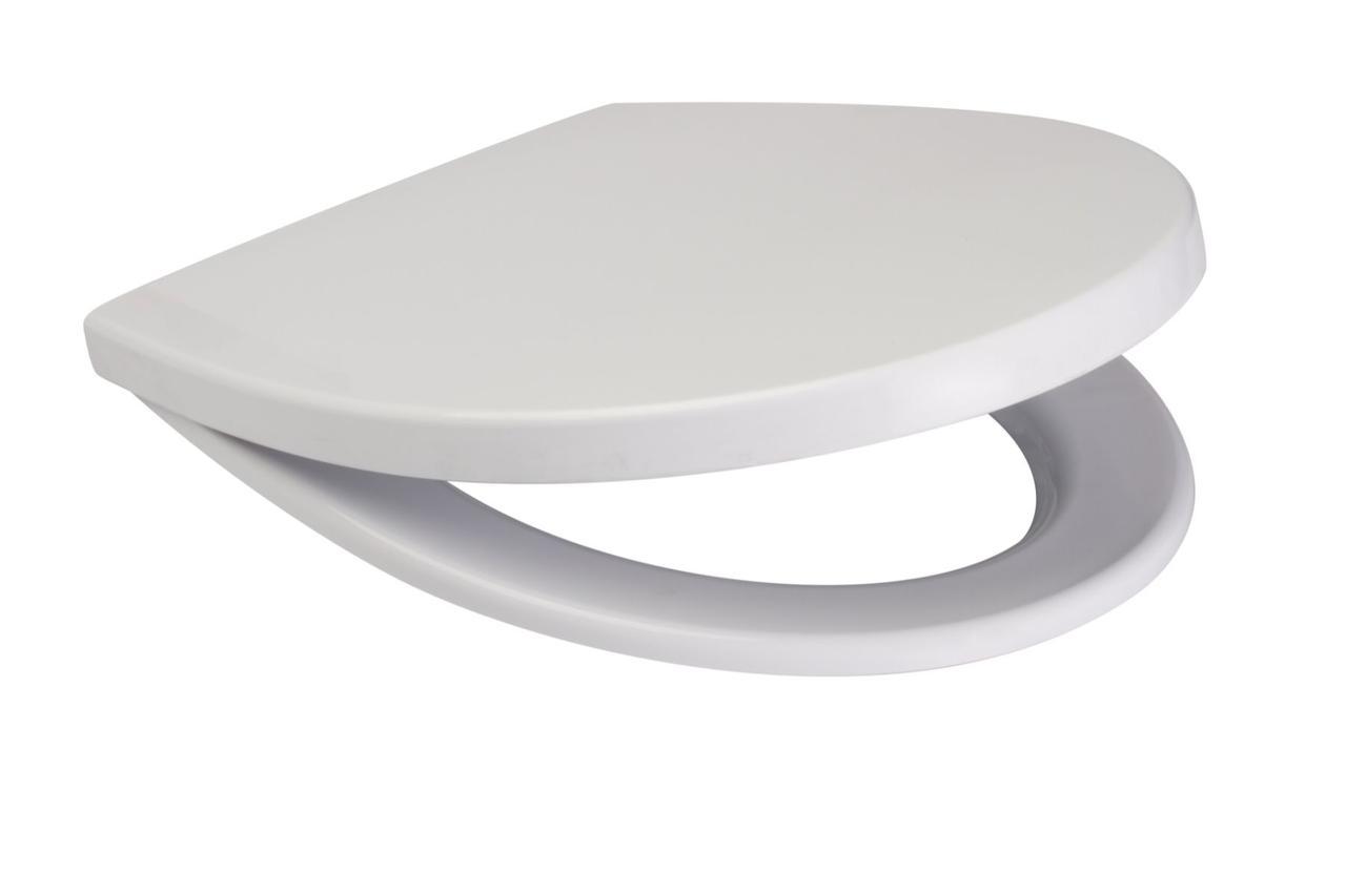 Сиденье для унитаза  Cersanit DELFI полипропилен