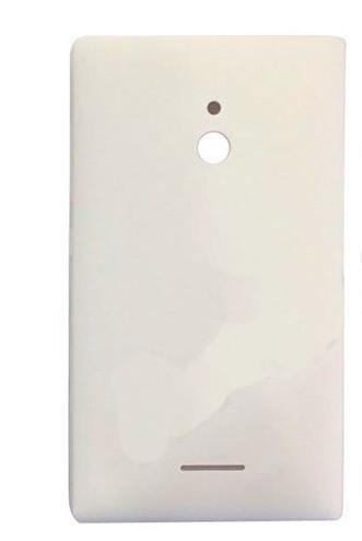 Задняя крышка Nokia XL Dual Sim (RM-1030) белая