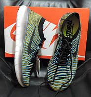 Кроссовки Nike FREE RN MOTION FLYKNIT. Беговые кроссовки Найк (Nike).