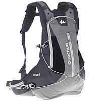Рюкзак трейловый Helium 17 л Quechua черно-серый
