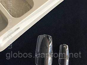 Накладные  типсы   GLOBOS R clear, фото 2
