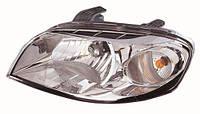 Фара головного света CHEVROLET AVEO седан (T250, T255)
