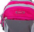 Прочная сумка на плечо ONEPOLAR (ВАНПОЛАР) W5231-rose розовый с серым, фото 5