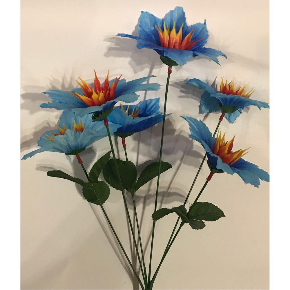 Искусственные цветы.Букет искусственный ритуальный.