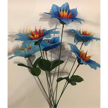 Искусственные цветы.Букет искусственный ритуальный., фото 2