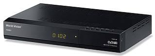 Эфирные цифровые ресиверы DVB-T2