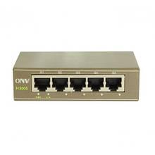 Коммутатор ONV H3005 (без PoE)