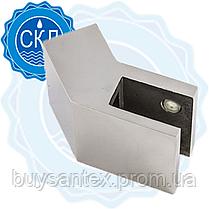 Крепление стекло-труба 10#30 мм.135 ° К22, фото 2