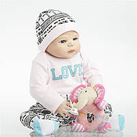 Кукла реборн Андрюша .Reborn doll Арт.01052, фото 1