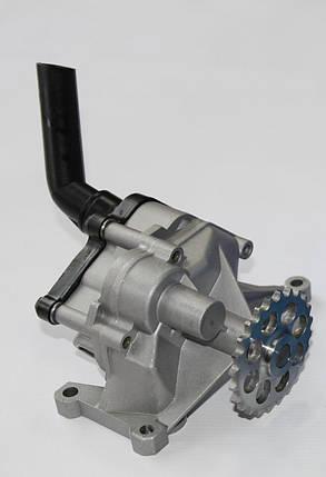 Масляный насос MB Sprinter 2.2CDI -06, фото 2