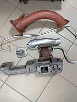 К-т установки турбины к двигателю МТЗ на ЗИЛ