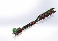 Оборудование для переработки и сортировки чеснока , фото 1