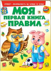 Моя первая книга. ПРАВИЛ
