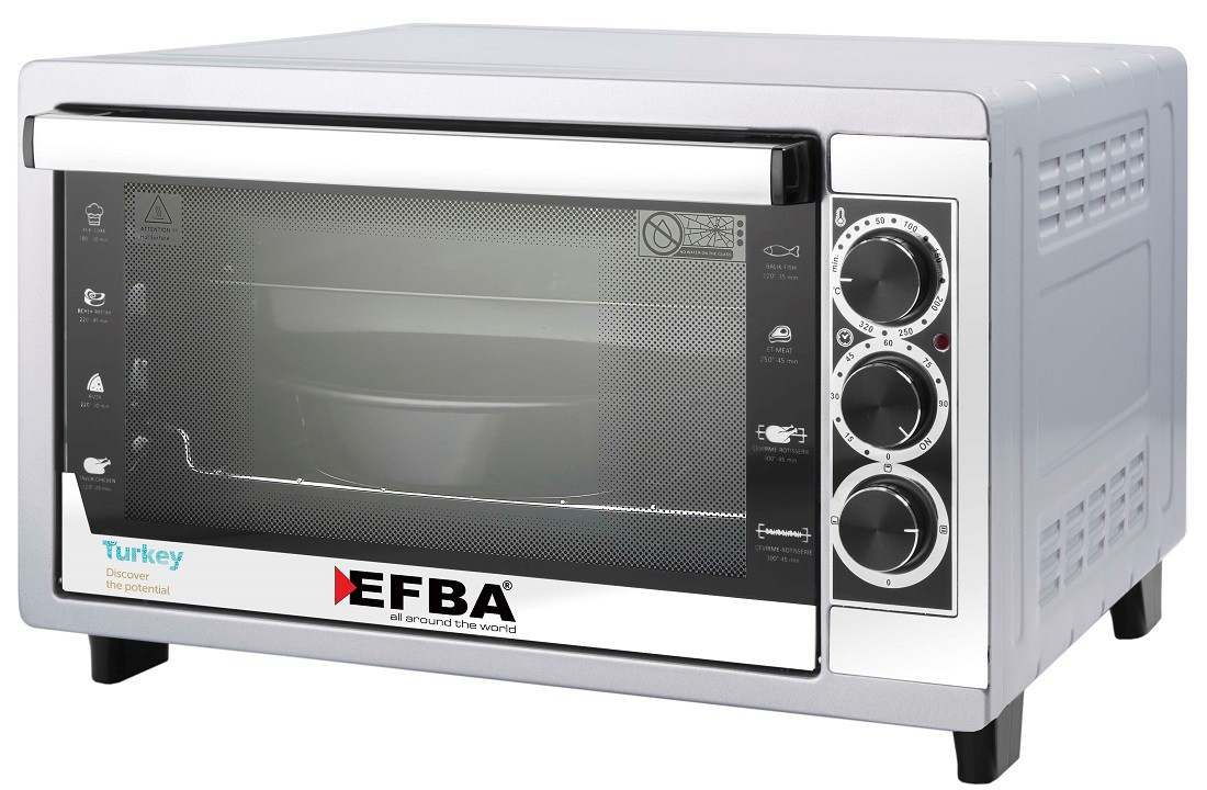 Электропечь EFBA 6003 GRAY