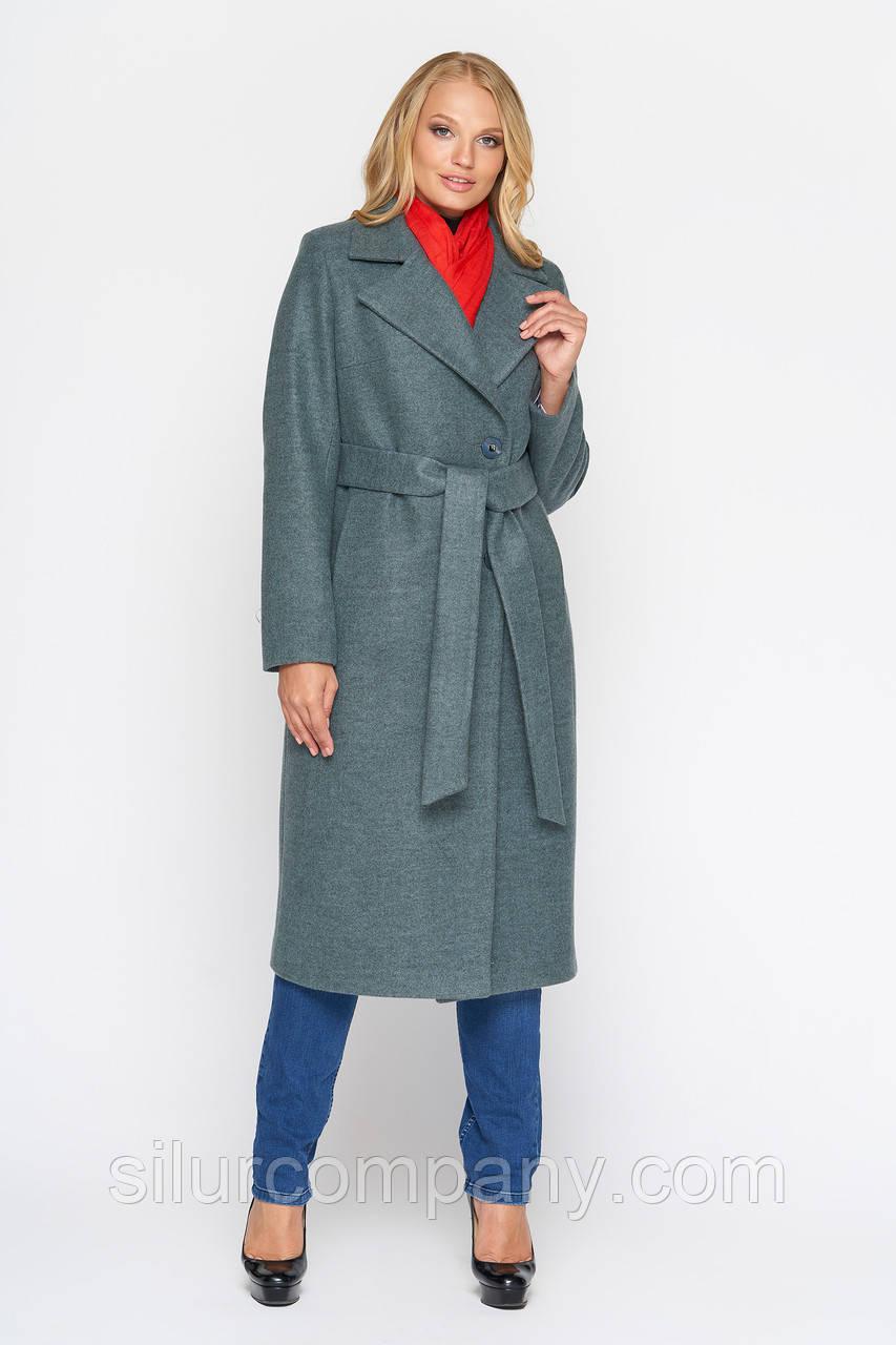 583ee3c582b Стильное женские пальто макси Мария