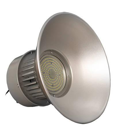 ElectroHouse LED светильник для высоких пролетов 100W 6500K 9000Lm IP20 Ø39см, фото 2