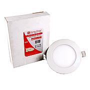 Панель LED ElectroHouse круглая 6W Ø 120мм