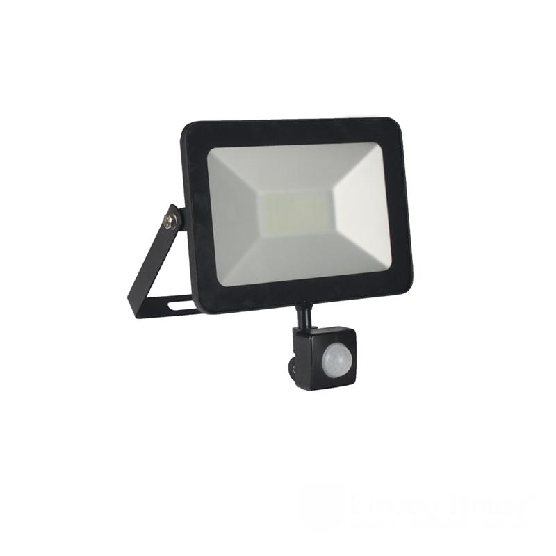 Прожектор LED ElectroHouse с датчиком движения 10W IP65