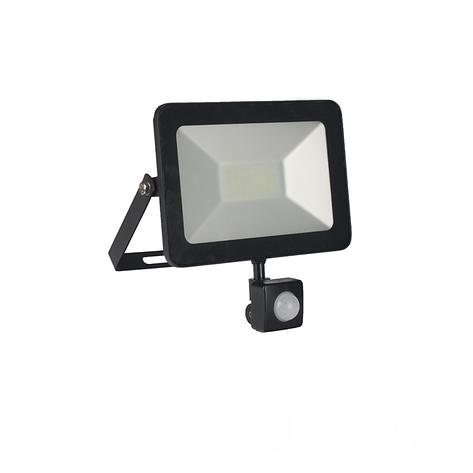 Прожектор LED ElectroHouse с датчиком движения 10W IP65, фото 2