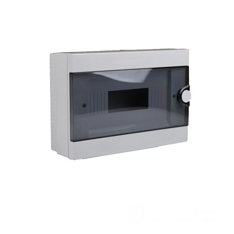 ElectroHouse Бокс пластиковый модульный для наружной установки на 12 модулей, фото 2