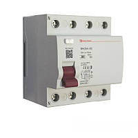 УЗО ElectroHouse EH(x) 4x63 4P 63A