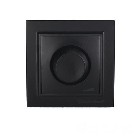 ElectroHouse Диммер  Безупречный графит Enzo 600W IP22, фото 2