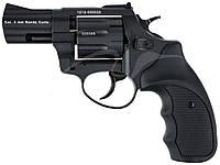 "Револьвер под патрон Флобера STALKER S 2,5"" чёрная рукоятка"