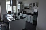 """Кухня """"Тоскана"""". Фасады массив ясень, цвет Белый, фото 2"""