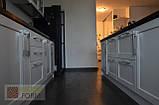 """Кухня """"Тоскана"""". Фасады массив ясень, цвет Белый, фото 4"""