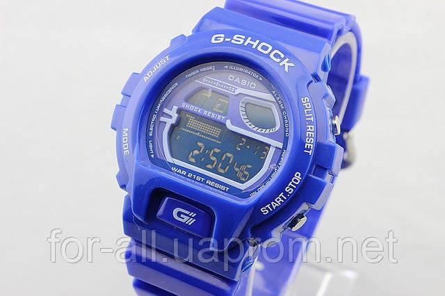 Копия часов Casio G-shock GB-6900AA Blue. Инструкция, фото, отзывы, доставка