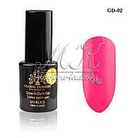 Гель лак NEON Global Fashion, 10ml GD-02