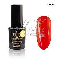 Гель лак NEON Global Fashion, 10ml GD-03