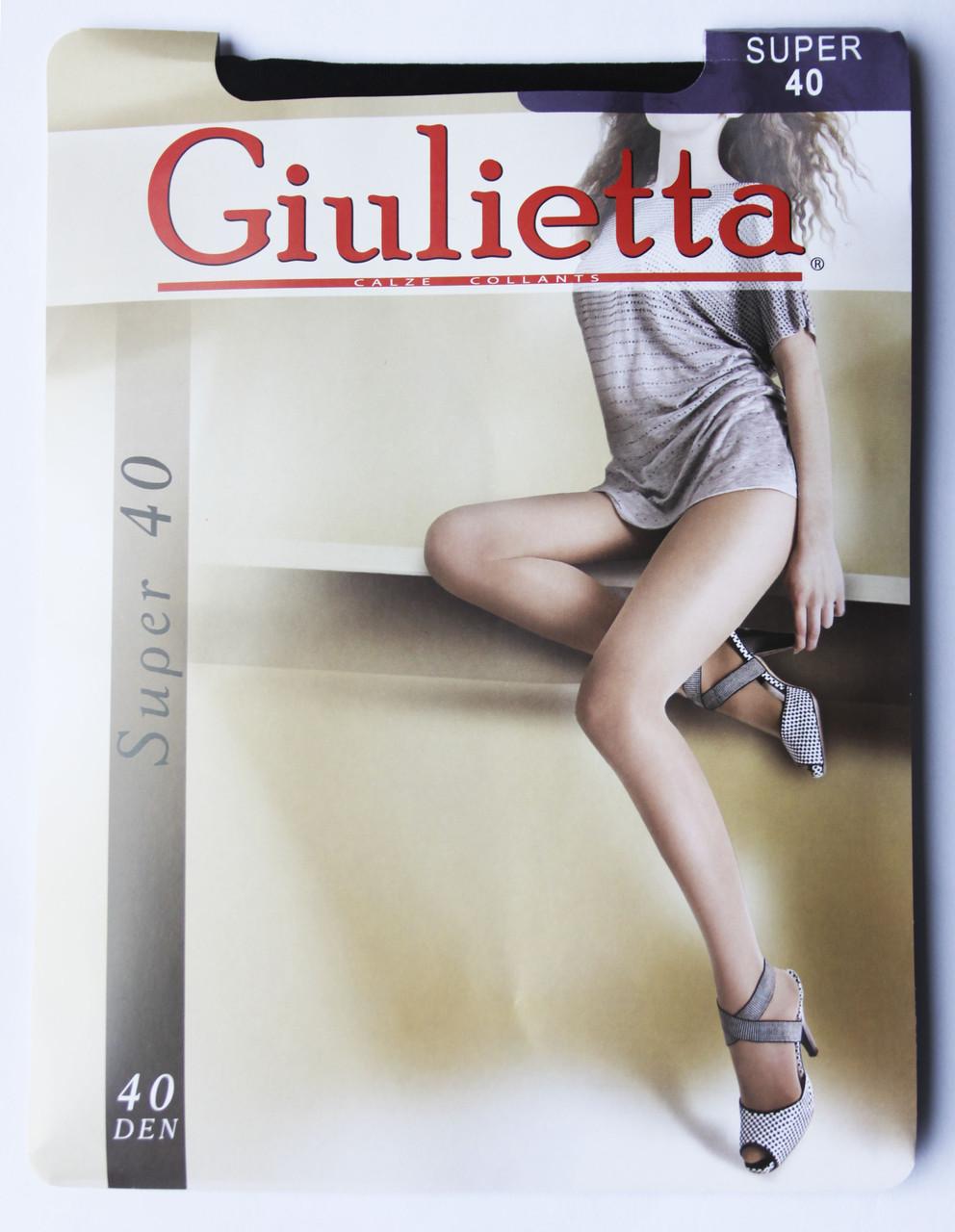 Колготки Giulietta ( Джульетта ) Super 40