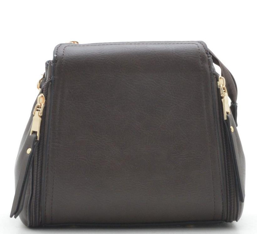 Женская сумка клатч F-2434 коричневый Клатчи и сумки женские на плечо купить  в Одессе 7км 3bf8bcc68d1