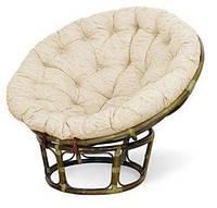 Кресло Папасан 2301 натуральный ротанг