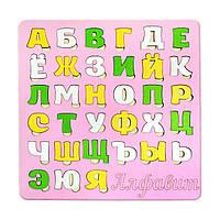 Сортеры - алфавиты для девочек