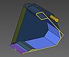 Ковш 1.5 куб.м строительный (толщина 5 мм), фото 3