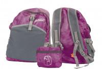 Рюкзак Фіолетовий об'ємом 22 літри