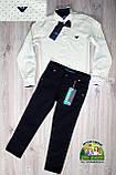 Черные брюки Lacoste для мальчика 3-5 лет, фото 3