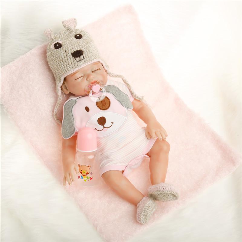 Кукла реборн спящая.Reborn doll Арт.01057