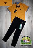 Черные брюки Lacoste для мальчика 3-5 лет, фото 5