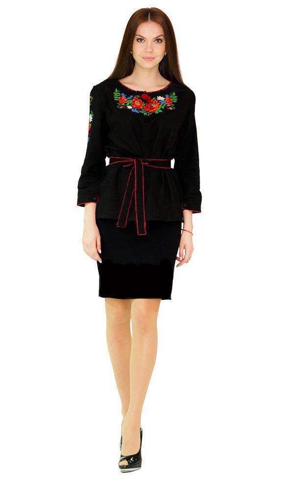 Сорочка вишита жіноча  продажа 2781e9a12f687