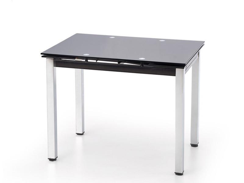Кухонный стол Halmar Logan (черный)