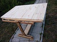 Стол-трансформер-этажерка