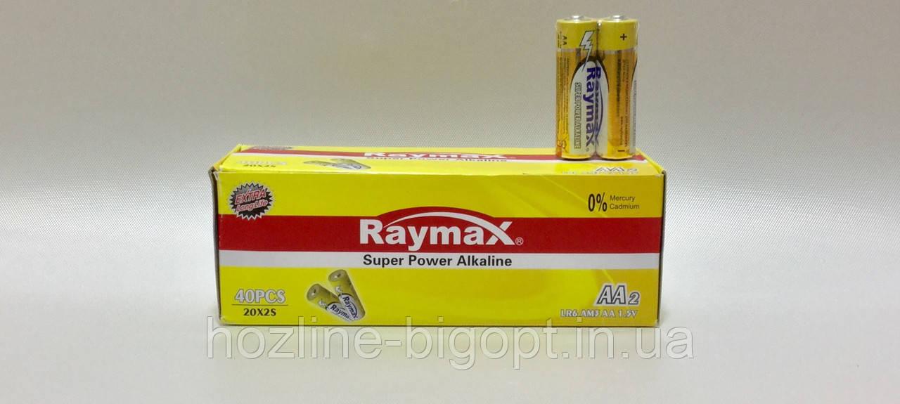Raymax LR6 (AA) UM3 40 шт.