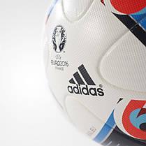 Футбольный мяч Adidas Beau Jeu UEFA Euro 2016 Official Match AC5415 (Оригинал), фото 3