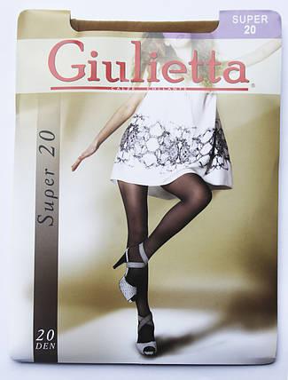 Колготки Giulietta ( Джульетта ) Super 20, фото 2