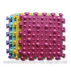 Массажный коврик Ridni Relax (4 пазла) ASA601